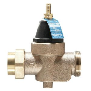 A Pressure Reducing Valve will protect your home or business from high water pressure